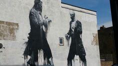 A mural in Gypsy Hill London. #mural #Gypsyhill #London journeywithbola.com