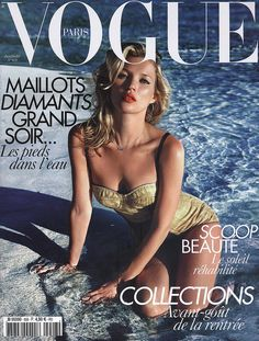 Kate Moss / Paris Vogue