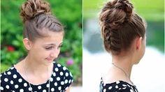 Cute Girls Hairstyles - YouTube