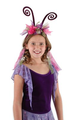 FAIRY ANTENNA headband adult womens girls kids costume | eBay
