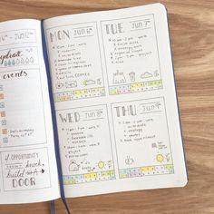 Bullet Journal: Dieser Notizbuch-Trick bringt endlich Ordnung in dein Leben