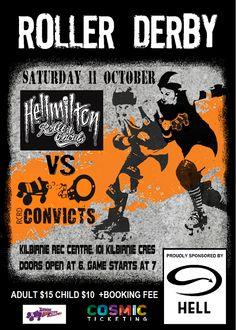 Game Start, Roller Derby, Kiwi, Events, Facebook, Children, Movie Posters, Young Children, Boys
