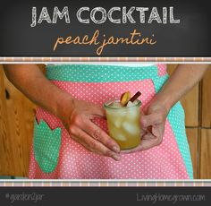 so once upon a someday I think we need to have cocktail hour.... and what better way to start than with JAM...!! um, yes @MaryKate Chambers ...??