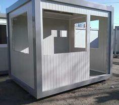 Containere cabine paza