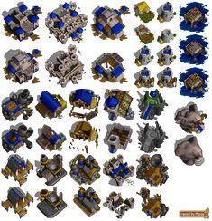Globe variants