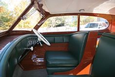 1948 Chris Craft Sportsman Sedan for sale Cool Boats, Small Boats, Chris Craft Wooden Boats, Wooden Speed Boats, Boat Restoration, Classic Wooden Boats, Classic Yachts, Build Your Own Boat, Boat Kits