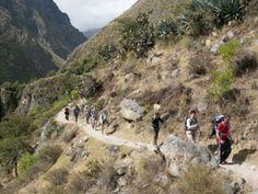 Dare to take on the magical Inca Trail peru