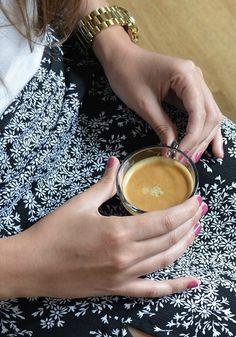 Nothing makes a morning quite like creating your favorite coffee recipe inside a Nespresso Glass Espresso Cup. Sit back and savor these breakfast memories while you can.