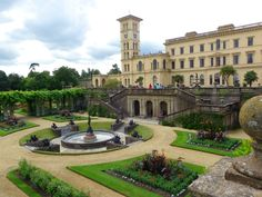 Unexpected Delight: The Isle of Wight - Well worth a visit if you're in England, I loved arriving in the Isle of Wight via a 10-minute hovercraft ride from Portsmouth. Queen Victoria's Osborne House is a highlight! place