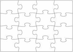 lege puzzelstukken - Google zoeken
