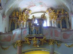 Datei:Geras-Stift, Kirche, Orgel.jpg