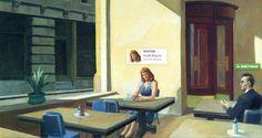 なぜかしっくりする。有名絵画とwebサービスが出会ったら | ギズモード・ジャパン