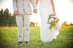 Blush and White textured bridal bouquet-  Photos | Mum's Flowers : Whitefish, Montana