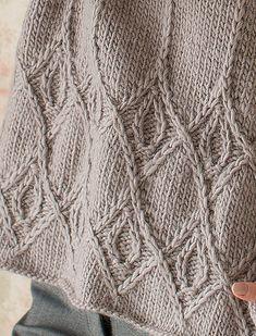 Ravelry: Kay pattern by Georgia Farrell Sweater Knitting Patterns, Knitting Designs, Knit Patterns, Knitting Projects, Baby Knitting, Big Knit Blanket, Jumbo Yarn, Big Knits, Knitted Bags