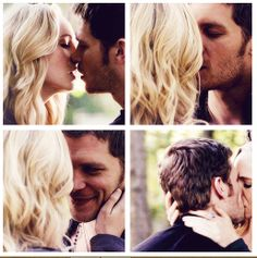 BEST DAY OF A SHIPPER'S LIFE. I waited two freaking years for this! Klaroline wins all the awards <3