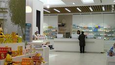 Últimos proyectos realizados. Líder en diseño y reforma de farmacias. Apotheka
