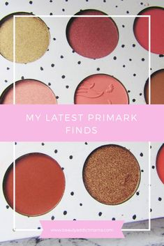 Have I ever told you how much I love Primark? So many great things under one roof and utter bargains too. Well… it's a bargain if you buy one or two items, possibly not if you buy what feels like 30,000 makeup items stuff into those little brown paper bags. However, it's Primark! I just …