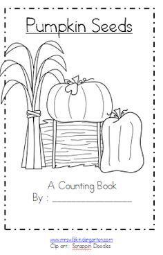 Fall Goodies...Monsters and a Pumpkin FREEBIE