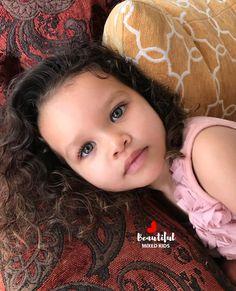 Noemi Alexandra - 2 Years • Dad: Native American & African American • Mom: Filipino, Jamaican, Spainard, German & Dutch ♥️