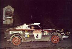 Lancia Stratos Pirelli Markku Alen / ilkka Kivimaki Rally San Remo 1978