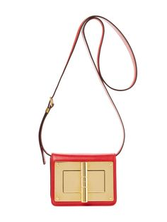 Natalia Leather Small Crossbody by Tom Ford at Gilt