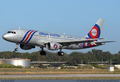 - Jordan Aviation Airbus A320-211 JY-JAC