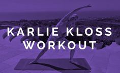During this workout we do a collection of what Miss Karlie Kloss likes to do best. Like me, she also likes to mix up her workouts and has lots of variety to . Karlie Kloss, Victoria Secret Workout, Increase Muscle Mass, Join A Gym, Sore Feet, Celebrity Workout, Keeping Healthy, Trying To Lose Weight, Weight Loss Goals