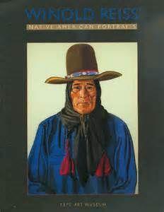 winold reiss native american portraits essay by scott j tanner ...