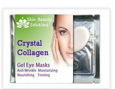15 Pck -COLLAGEN EYE MASK - DARK CIRCLES, BAGS, WRINKLES-Crystal Collagen Anti-Aging Eye Mask- Banish Bags, Dark Cricles, and Puffiness by Skin Beauty Solutions by Skin Beauty Solutions. $15.99. Problem Type/ Purpose: Bags, Dark Cricles, and Puffiness. 15 Pairs of Eye Masks,  (1-2 month supply).. Skin Types: Combination, Dry Skin, Normal Skin, Mature Skin. Crystal Collagen Anti-Aging Eye Mask- Banish Bags, Dark Cricles, and Puffiness. The Crystal Collagen Eye Mask has bee...