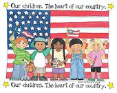 Our Children.  Heart of the Country