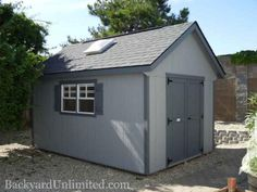 124 Best Storage Sheds, Studios U0026 Backyard Retreats Images On Pinterest |  Backyard Retreat, Outdoor Structures And Storage Sheds