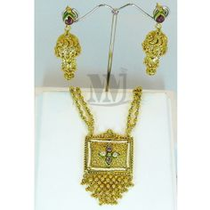 Motilal jewellery traditional antique kundan work with step jhumka and