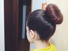 Mari's hair. Done by me. <3