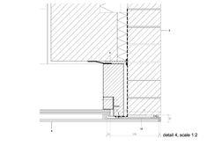 Stamp Window - DMOA architects Window Detail, Detailed Drawings, Architecture Details, Architects, Construction, Stamp, Windows, Glass, Ideas