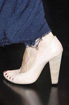 Celine ~ Spring 2013 Shoes | Paris Fashion Week - Find 150+ Top Online Shoe Stores via http://AmericasMall.com/categories/shoes.html