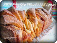 Mandy's Recipe Box: Cinnamon & Sugar Pull-Apart Bread