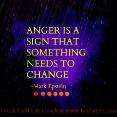 Where does the anger come from?