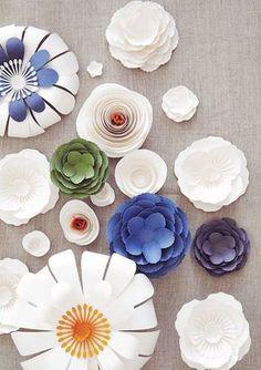 origami fleur-26