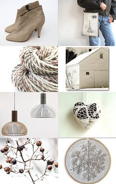 Winter White --Pinned with TreasuryPin.com