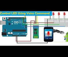 Control LED Using Your Voice Command