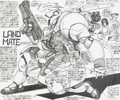 Masamune Shirow -Allstar