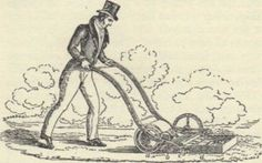 Regency Life: How they made those fantastic striped lawns. blog.mikerendell.com