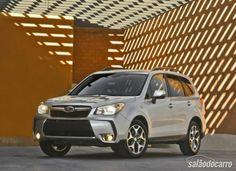 Subaru Forester 2.0 XT Turbo chega ao Brasil  » www.salaodocarro.com.br/lancamentos/subaru-forester-20-xt-turbo-brasil.html