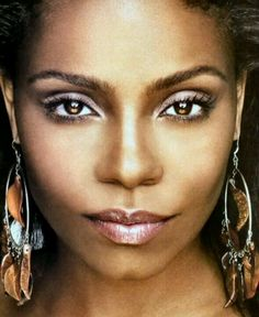Actress Sanaa Lathan one of the most beautiful women to ever grace GOD's green earth! My Black Is Beautiful, Beautiful Eyes, Simply Beautiful, Beautiful People, Beautiful Women, Absolutely Gorgeous, Sanaa Lathan, Meagan Good, Black Actresses