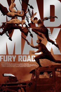 Mad Max: Fury Road by Jae Lee