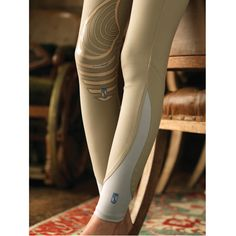 Tredstep Symphony No. 2 Azzura Knee Patch Breeches