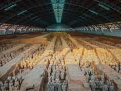 Marvel at the expansive royal tomb of the Terracotta Warriors in Xian. 38 places you need to visit in China | Business Insider