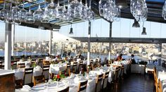Restaurant Hamdi Istanbul. If you want to eat Turkish food, go there!