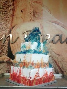 Fire And Ice — Other Cakes