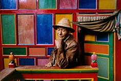 Tibetan Portraits | Steve McCurry